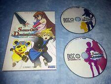 Sands of Destruction: The Complete Series (DVD, 2010, 2-Disc Set) Anime RARE oop