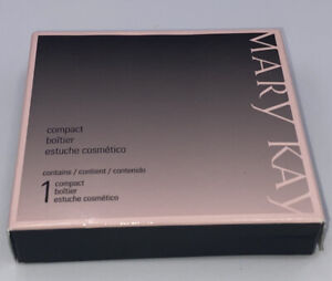 Mary Kay Magnetic Compact & Lipstick Holder - Unfilled NEW in Box