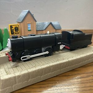 Thomas & Friends TrackMaster Neville with Tender Motorized Train Engine 2009