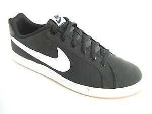 Nike Court Royale Canvas Mens Shoes Trainers Uk Size 7.5 - 10    AA2156 005