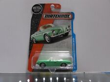 Volkswagen Karmann Ghia Matchbox 1:64 Scale Diecast Car *UNOPENED*