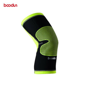 Fitness Running Cycling Knee Support Braces Elastic Sport Compression Knee Pad