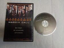 "USED DVD Movie  ""Margin Call""   (GU)"