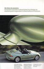BMW AERODYNAMIK ZUBEHÖR 3 3er E36 Cabrio M3 Z3 5er E39 Prospekt Frankreich 1998