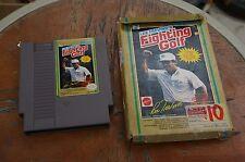 LEE TREVINO'S FIGHTING GOLF Nintendo Game Cart NES