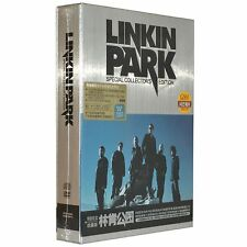 LINKIN PARK - special collector's edition 4CD+DVD BOXSET CN licensed SALE! NEW