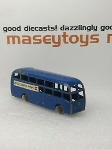 MATCHBOX LESNEY No.58a BEA Coach 1958  original vintage diecast