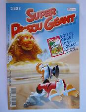 PICSOU GEANT - n° 109 - mai 2002