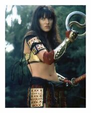 LUCY LAWLESS - XENA AUTOGRAPHED SIGNED A4 PP POSTER PHOTO PRINT