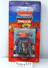 MOTU, Gwildor, Masters of the Universe, MOC, carded, figure, sealed, He-Man