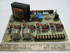 Lucas Power Supply Board (108-586-C)