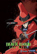 Black Blood Brothers Volume 1 DVD NEW factory sealed