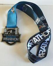 Rochester NY Marathon Medal Running Relay Race MVP Health Care 2015