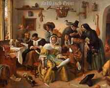 Men Women Party Eat 8x10 Print 0029 The Rowers Breakfast by Auguste Renoir