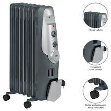 AEG RA 5520 Radiador de aceite 1500W 7 elementos termostato 3 niveles potencia