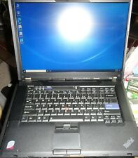 "Lenovo ThinkPad T500 15.4"" Intel C2D 2.26GHz 4GB 320GB DVDRW BT 1680x1050 10 Pro"