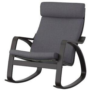 IKEA Birkenfurnier Armchair Chair Chairs Wipsessel Swinging Chair