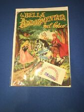 Album Figurine Lampo Disney La Bella Addormentata 1960 Belle Condizioni Original