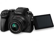 Panasonic LUMIX G7 4K UHD DSLM Camera with 14-42mm Lens