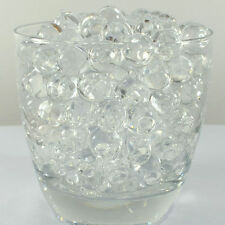 1400 PCS  Clear Water Balls Crystal Pearls For Plant Flower Jelly Gel Magic