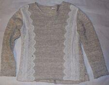 Girl's Knit Pullover Sweater Size L 14