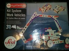 Sevi System Natural Wood Kit System Work Vehicles Construction  NEW/Sealed