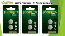 6 x LR44 1.5V  Alkaline Button Batteries  from Go Green -Great Price
