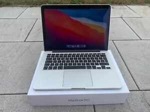 Apple Macbook Pro Retina 2015 13 Zoll / 2.7 GHz Intel i5 / 8 GB / 128 GB SSD