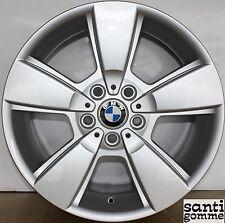 CERCHIO IN LEGA 8x18'' BMW X3  ORIGINALE RIVERNICIATI KROMO CHIARO 3411524