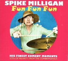 Spike Milligan - Fun Fun Fun - 2 CD set
