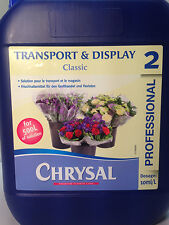 CHRYSAL PROFESSIONAL 2 CLASSIC FLOWER FOOD LIQUID 5 LITRE