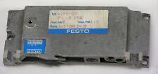 Festo IEPL-03-FB 18639 Ventilinseln ENDPLATTE (116878)