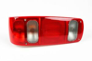 Hella Caraluna 1 Motorhome Rear Tail Light Left With Reverse Square Reflector
