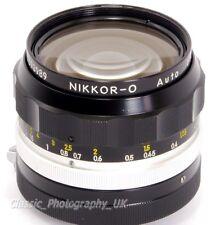 NIKKOR - 0 AUTO 1:2 F = 35mm veloce grandangolo Nikon Ai Lente Per SLR Digitali Analogici &