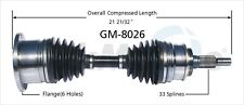 CV Axle Shaft Front-Left/Right SurTrack GM-8026