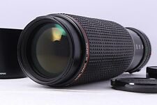 Excellent+++++ Canon NEW FD 100-300mm F/5.6 L Macro lens w/Hood BT-58 from Japan
