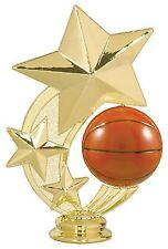 Spinning Basketball Trophy School Sport Team Award Tournament Low Ship #Xt299
