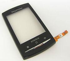 Original Sony Ericsson Xperia x10 mini pro u20i pantalla táctil de vidrio marco incl.