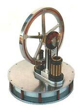 Miser Low Temp Stirling Cycle Engine Plans PDF
