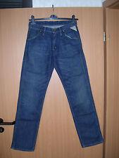 REPLAY Herren Jeans MV 903Z dunkel blau leichter aged look W 30 L 34 NEU