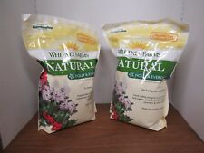 + lot of 2 Whitney Farms Organic Natural Holly and Evergreen Food 4-Lb per Bag
