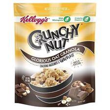 Kellogg's Crunchy Nut Oat Granola Chocolate & Hazelnut 380g