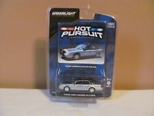 GREENLIGHT HOT PURSUIT VIRGINIA STATE POLICE 2008 FORD CROWN VICTORIA CAR  !