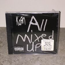 Factory Sealed All Mixed Up by Korn CD
