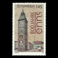 Austria 2012 - 800th Anniv of the City of Enns Architecture Tower - Sc 2371 MNH