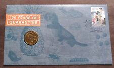 2008 100 Years of Quarantine $1 PNC