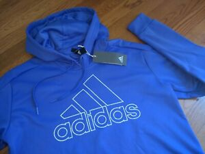 NWT, $55. Adidas Womens Team Issue Pullover Hoodie Sweatshirt  Style # DH8186