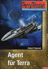 Perry Rhodan Planetenromane-Bd.1: Agent für Terra-Science Fiction Roman-neu