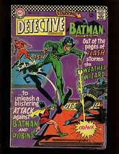 Detective Comics #353 VGFN Infantino Batman Robin Elongated Man Weather Wizard
