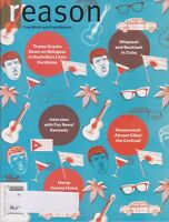 REASON MAGAZINE OCTOBER 2017 ALL ABOUT THE TRUMP (REFUGEES,CUBA,ETC)NEW&UNREAD